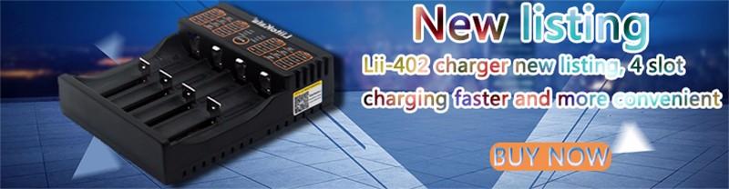 liitokala Лии-500 жк-дисплей дисплей 18650 батарея зарядное устройство для 26650 18650 17500 lii500 1634014500 АА, ААА никель-металлогидридные перезаряжаемые батарея