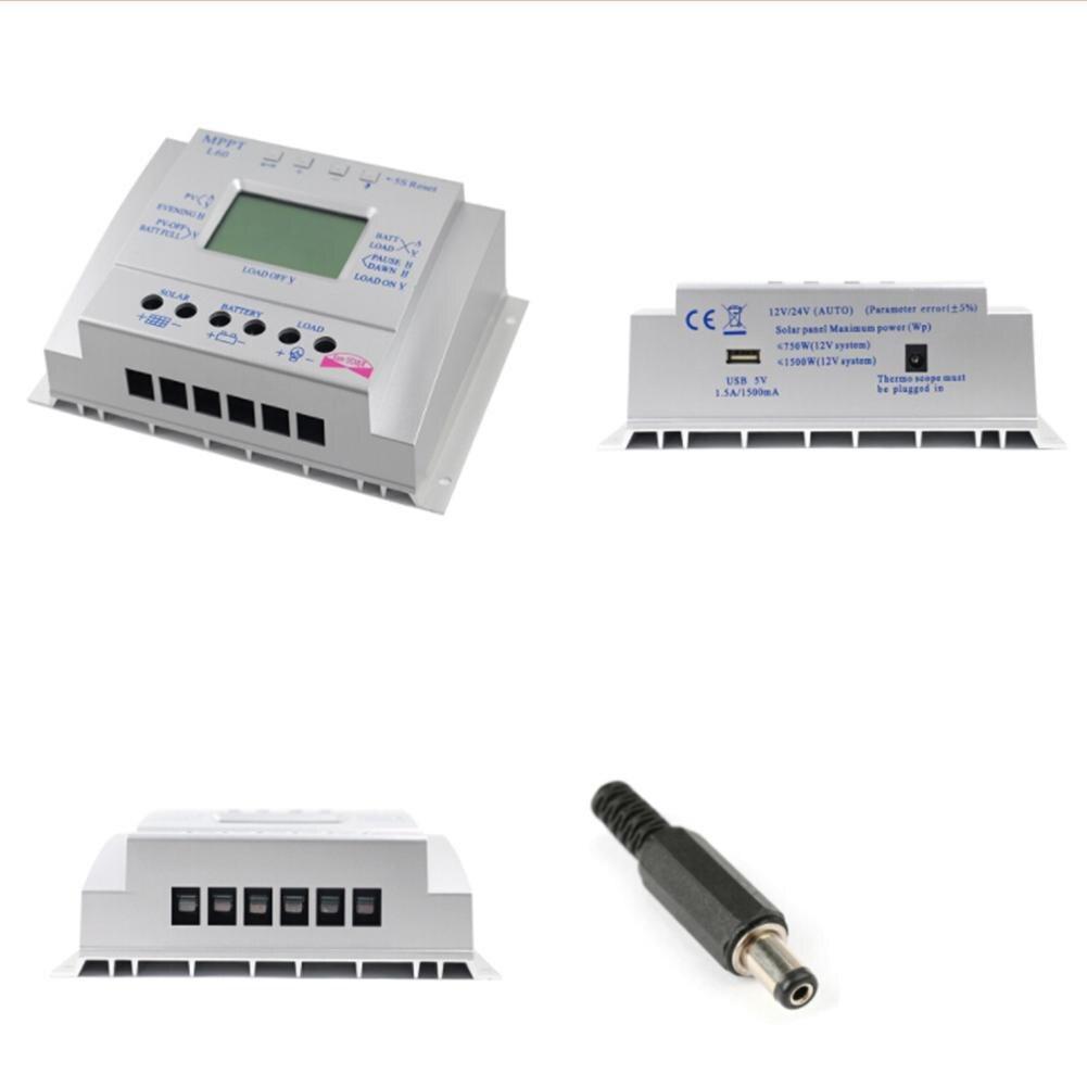 None 80A 12V 24V MPPT Solar Charge Controller LCD Display Solar Regulator me mppt4880d 80a mppt china price solar charge controller with lcd display