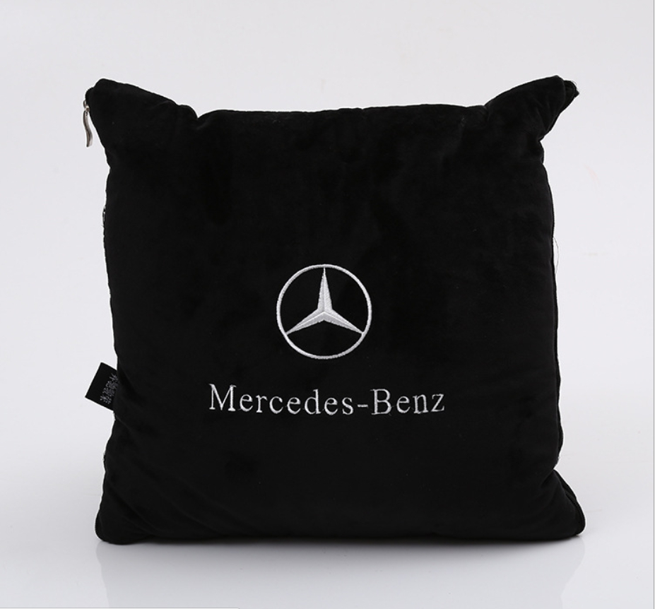 NEW High-quality Car Styling car pillow quilt For Mercedes- Benz W203 W210 W211 W204 AMG B C E CLA GLK ML Class car accessories цена