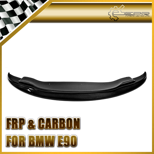 Car-styling For BMW E90 E92 E93 M3 Challenge GT Style Carbon Fiber Front Lip(171x50x10) In Stock
