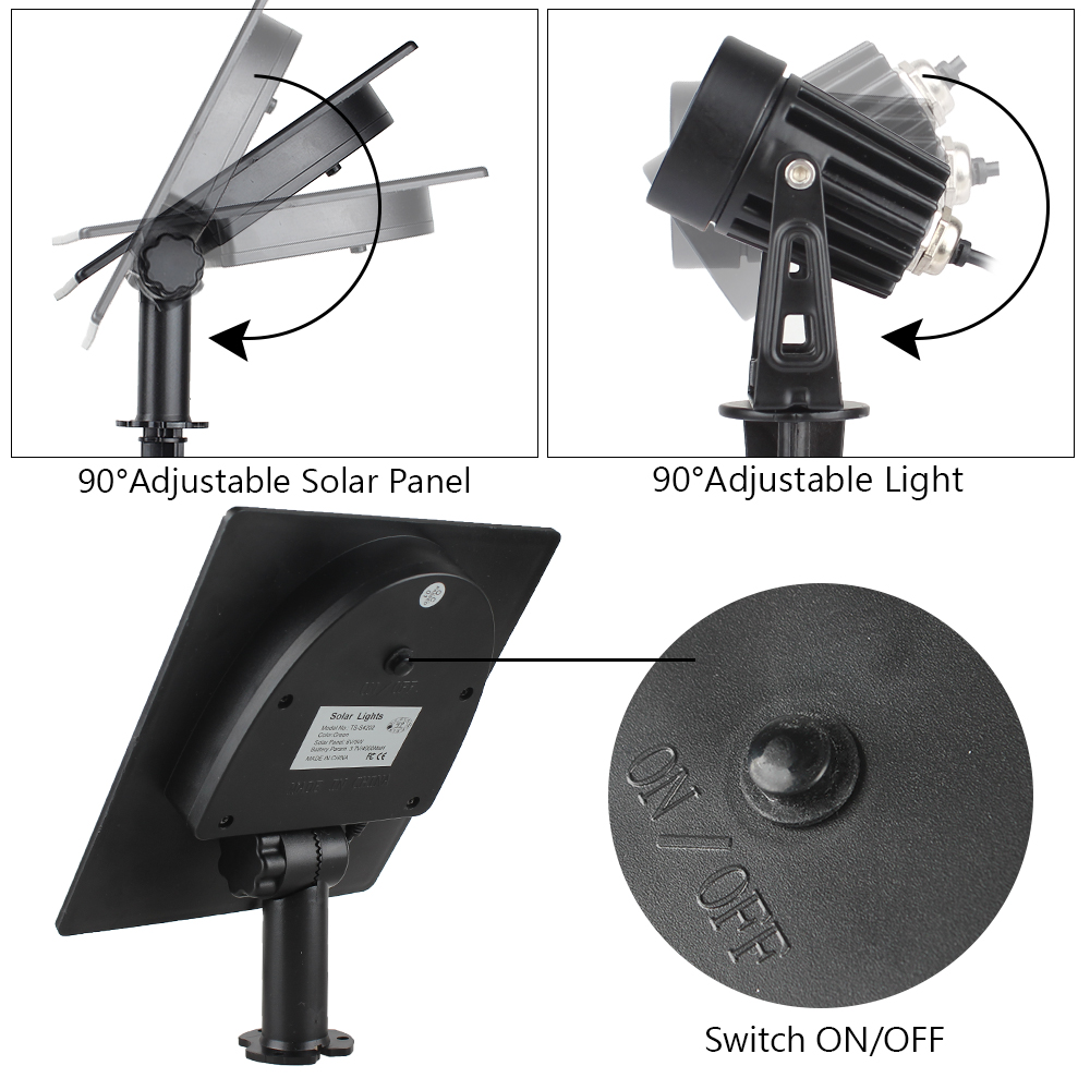 2 w painel solar 2 lampadas dividir 02