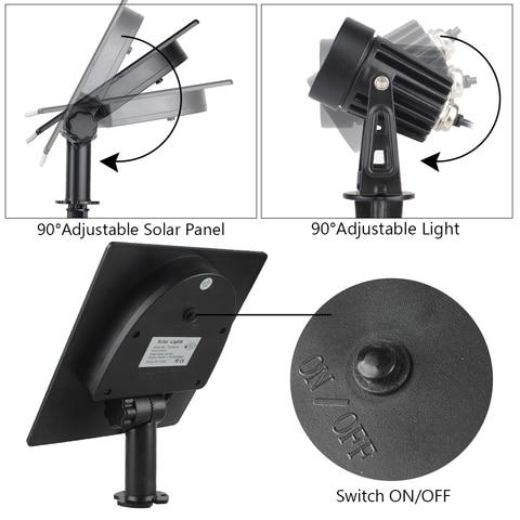 2 w painel solar 2 lampadas dividir