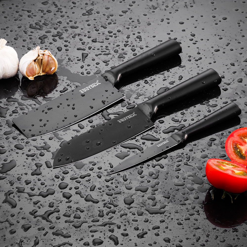 Stainless Steel Kitchen Knives Santoku Japanese Knives Ultra Sharp Paring Utility Chef Knife Meat Fish Knife Cooking Tools image