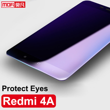 xiaomi redmi 4a glass tempered screen protector mofi 9h ultra clear