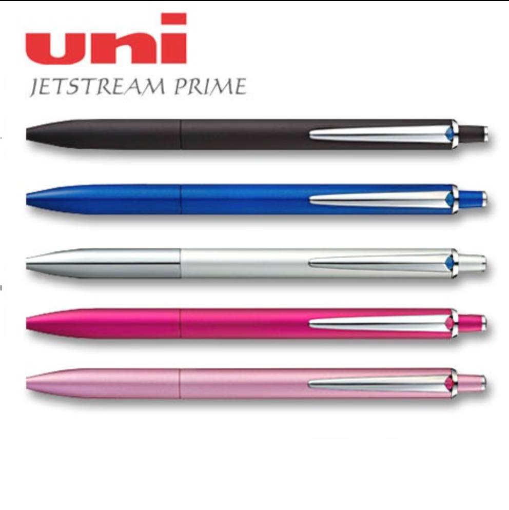 Uni One Piece Japanese UNI JETSTREAM SXN-2200-07 Ballpoint Pen 6 pcs lot uni jetstream ballpoint 0 7 mm tip refill for sxn 250 sxn 1000 retractable ballpoint pen