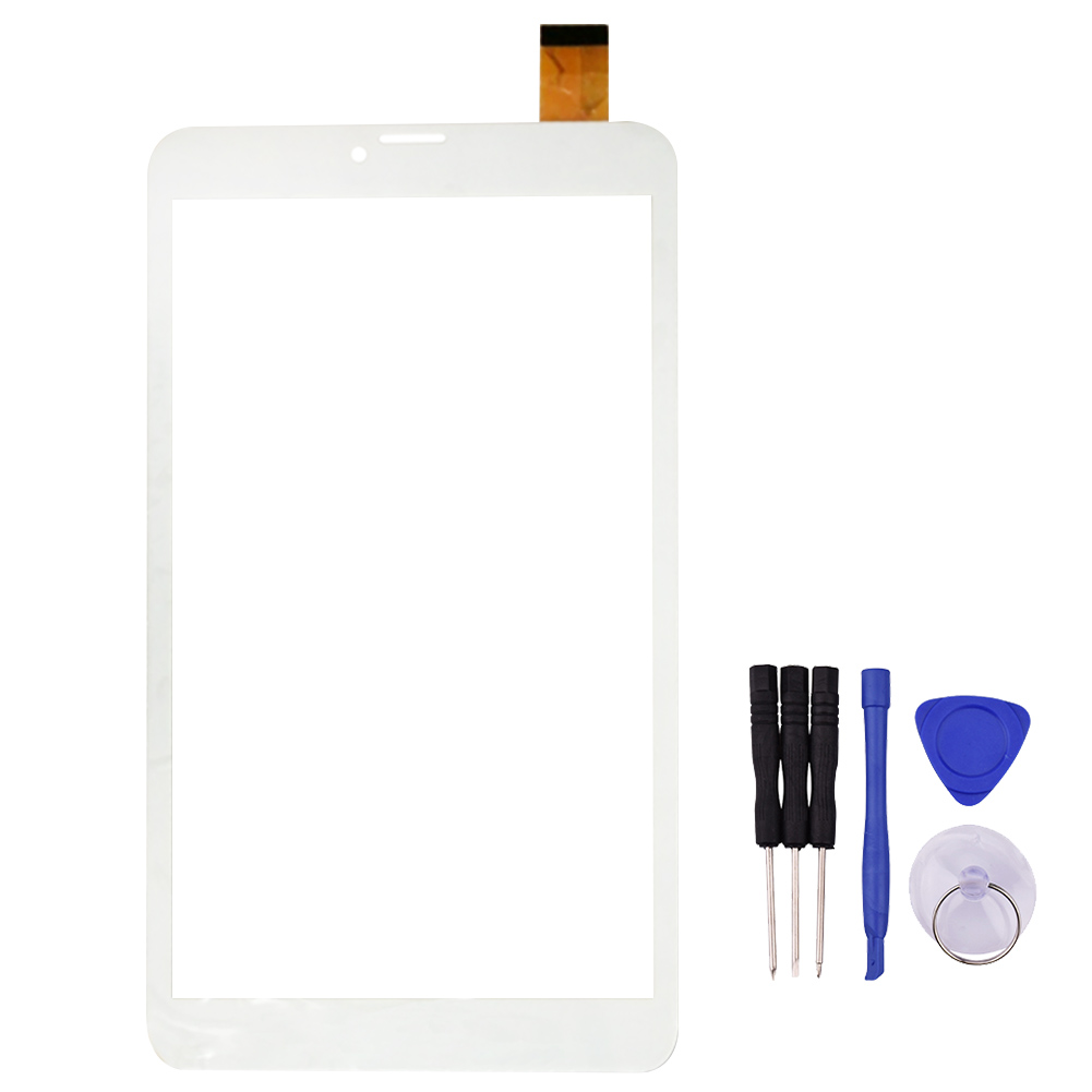 New 8 Inch Touch Screen for JZ zj-80038a Tablet  Digitizer Panel Sensor Glass Replacement   Free Shipping free shipping 1pcs new 7 inch tablet pc handwriting screen zj 70158c jz touch screen digitizer glass sensor panel repair