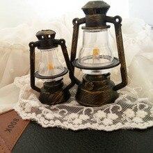 5 шт./2 шт. Ретро Лофт промышленный фонарь керосин кулон с маслом лампа светильник Droplights лошадь лампа для коридор столовая кафе