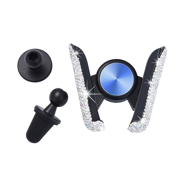Car Phone Holder Car Air Vent Mount Stand Holder for Phone Pad GPS