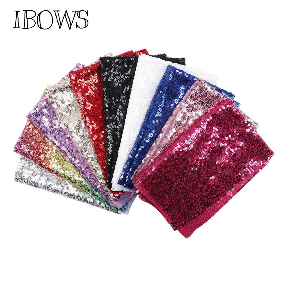 40*50cm Sequin Fabric Shiny 3mm Encrypted Sequin Gold Silver Sparkly Fabric For Clothes/Part Cushion Party Events Table Decor