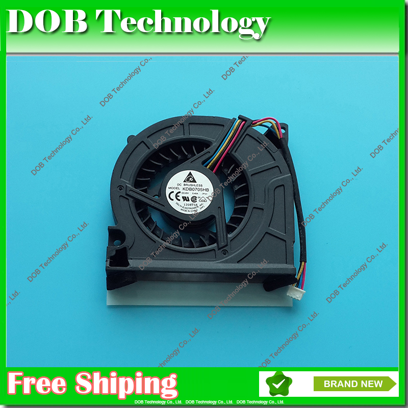 US $4 67 29% OFF|Laptop CPU Cooling Fan for Lenovo IdeaPad Y510 Y510M Y530  Y510A F51 F51A KDB0705HB 4 PIN-in Laptop Cooling Pads from Computer &