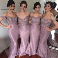 2019 платья невесты для Свадебная вечеринка бисером и жемчугом Свадебные платья тафта с открытыми плечами