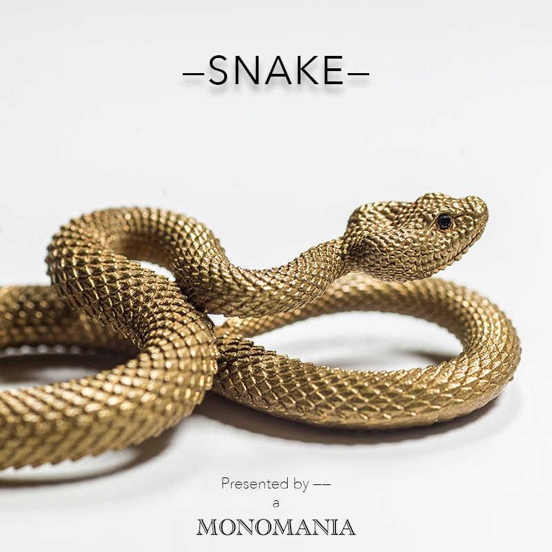 Coppertist. Wu cobras bronze bronze chaveiro chaveiro artesanal animal cobra chaveiro Bolsa Pingente de ouro da moda punk rock