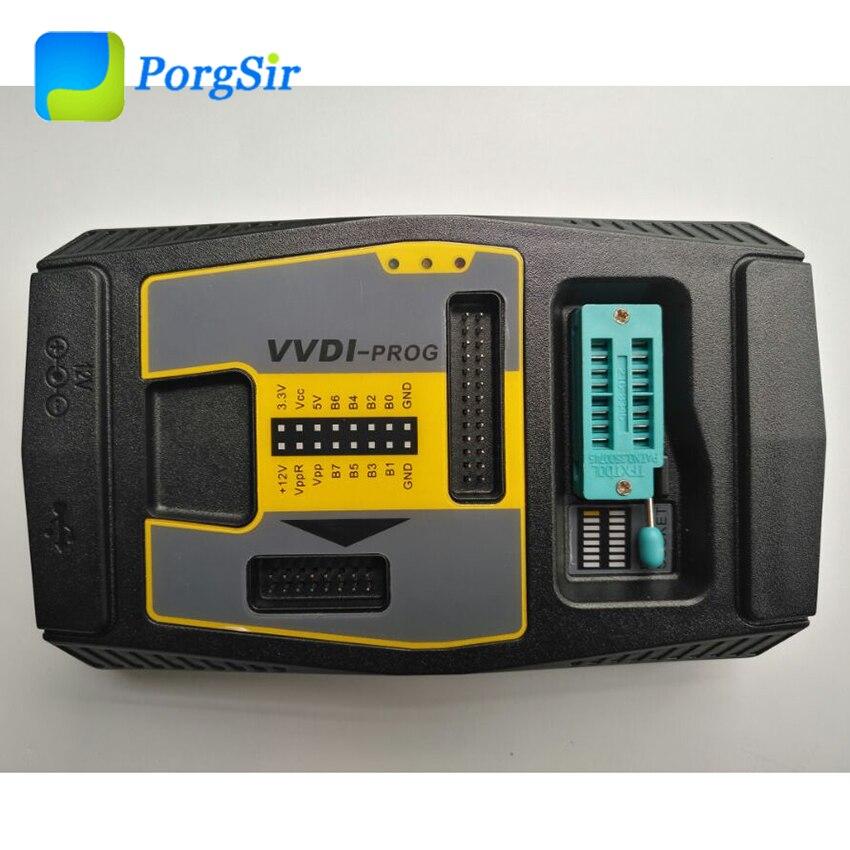 Original V4.7.4 Xhorse VVDI PROG Programmer Free DHL Shipping on