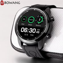 GPS 4G SIM Card Smart Watch WiFi 1GB RAM 16GB ROM Men Sport Smartwatch BOWANG LCD Screen Heart Rate Monitor Android 6.0 W25 z88 bluetooth android 4 4 z01 smart watch 1gb ram 8g rom wifi gps sim 2mp camera gps smartwatch support mp3 player wristwatch