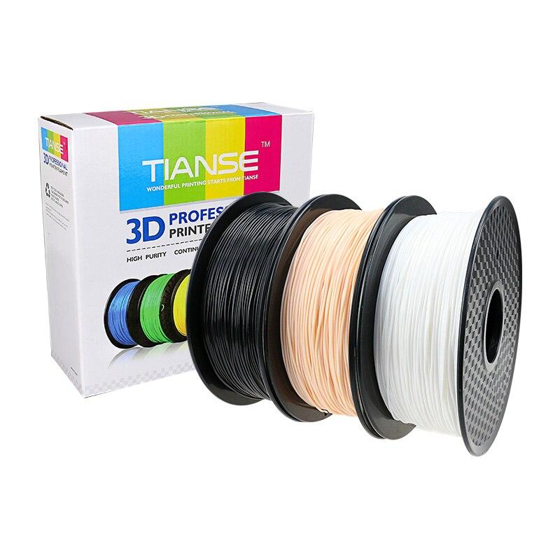 3D Filamento 1.75mm 400 m de comprimento Elástico impressão impressora consumíveis material para 3D 3D caneta de plástico de borracha macia TPU flexível