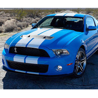for Ford Mustang 8 Rally Racing Stripes Decal Sticker Vinyl Wrap D.I.Y. Kit