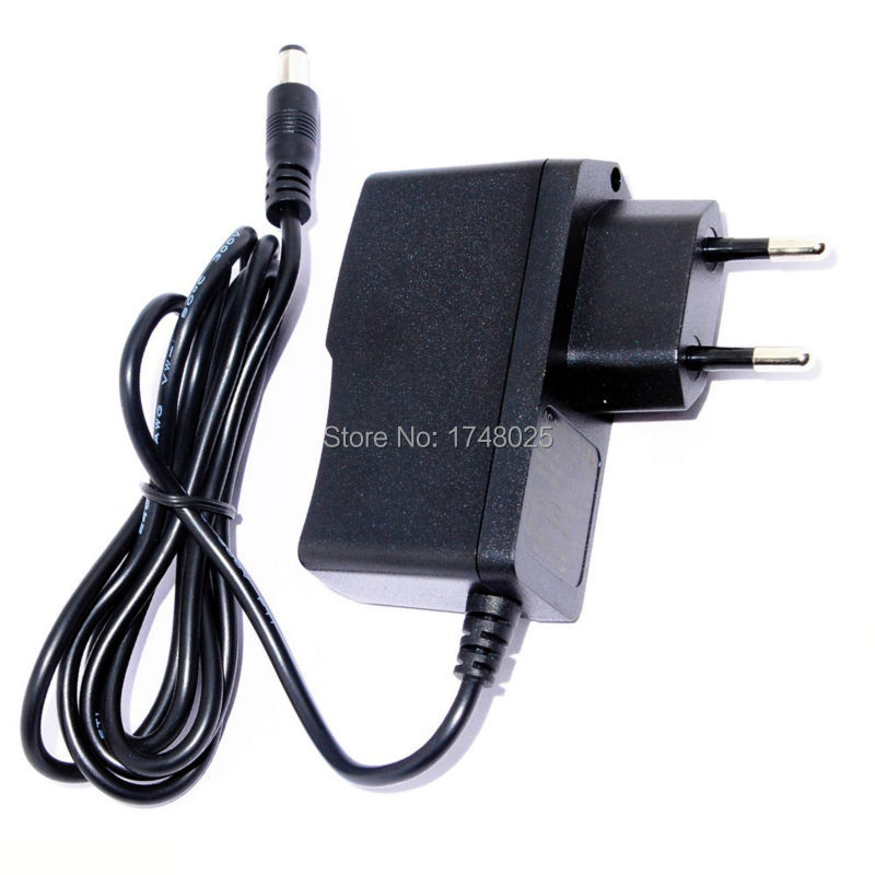 Free shipping 90cm <font><b>cable</b></font> 10v 1.3a <font><b>power</b></font> adapter 10 volt 1.3 amp <font><b>EU</b></font> plug input 100 240v <font><b>ac</b></font> 5.5x2.1mm Supply transformer image
