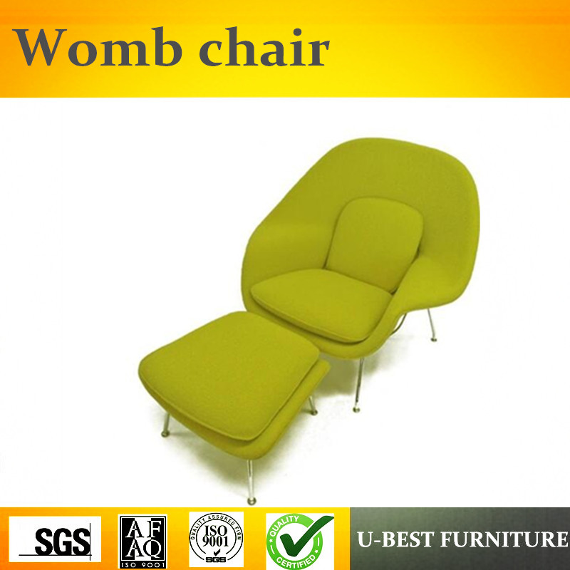 Attrayant U BEST Modern Designer Chair Hot Sale Fabric Wool Lounge Chairs Wholesale  Leather Replica Womb Chair In Chaise Lounge From Furniture On  Aliexpress.com ...