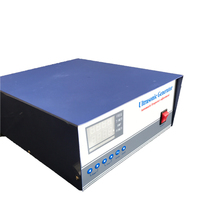 28khz/120khz 600W dual frequency ultrasonic generator,sonic