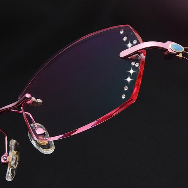 2016 Женщин Дизайнер Очки Высокое Качество Близорукость Очки Женщин Очки Кадр Компьютерные Очки Дамы Оправы Для Чтения 617