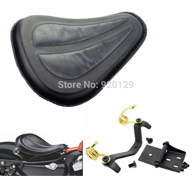 Motorbikes Parts Black Solo Seat Brackets For Harley 2004 2005-2013 2014 2015 Sportster 1200 Sportster 883 XL UNDEFINED