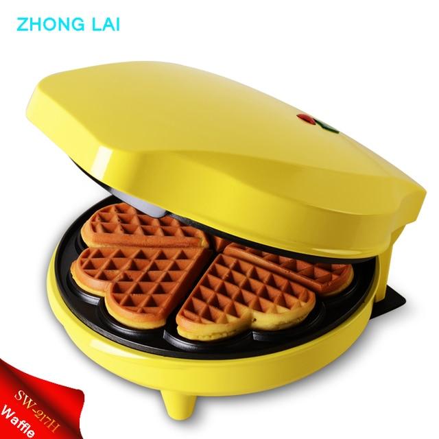 waffle maker full automatic cake maker multi function muffin machine