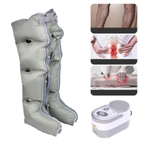 Pneumatic Leg Kneading Foot Electrical Air Wave Pressure Massager Physical Therapy for Leg Edema ,Varicose Veins