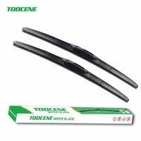 Toocene Car Wiper Blade For Buick Regal Size 24 18 2009 2015 Windcreen Wiper Blades Soft