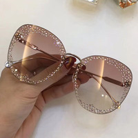 New Collection 2018 luxury Brand Runway sunglasses women sun glasses for women Carter glasses k5302 Free Shipping