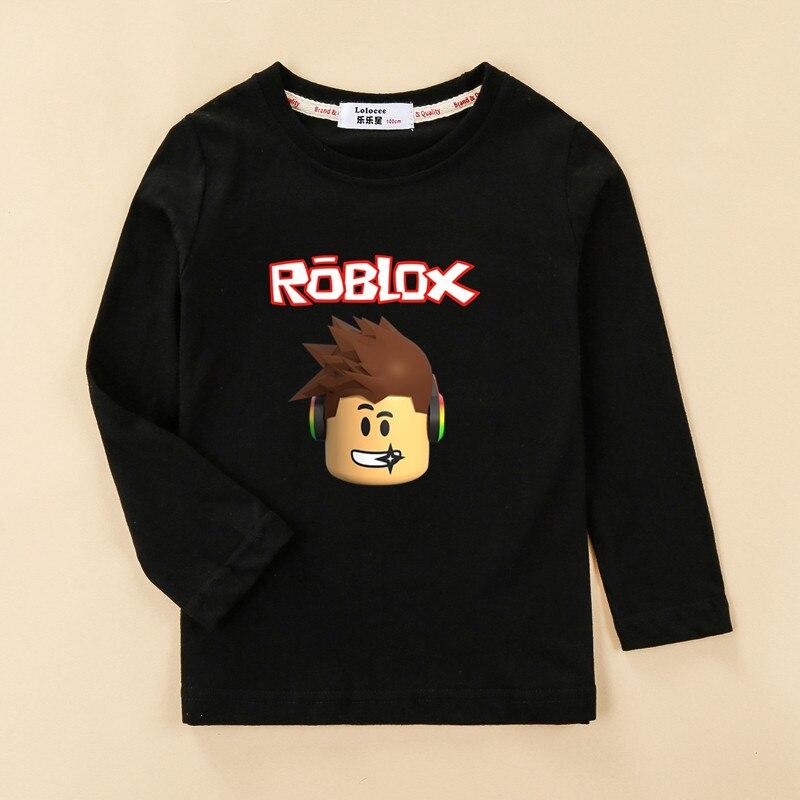 6-14T ROBLOX Children/'s Cartoon Guardian New Boy Long Sleeve Hoodie
