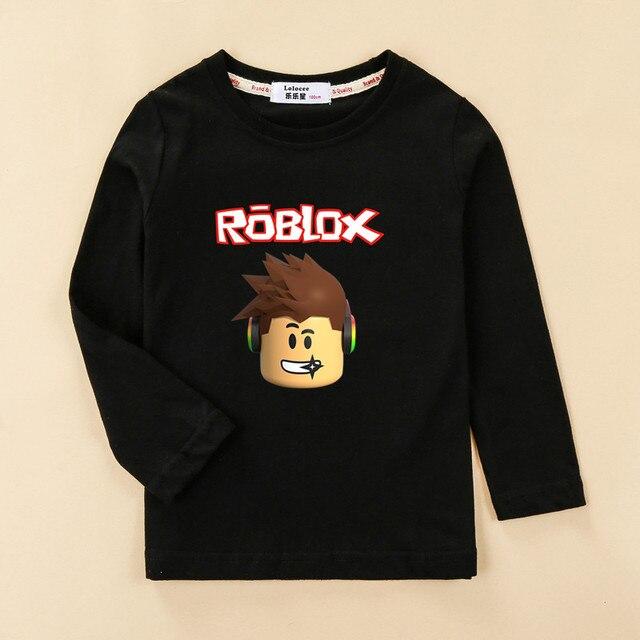 MV1 niños dibujos animados 3D camiseta nueva roblox niños ropa 100% algodón bebé niños camiseta camisetas casual cuello redondo Niño camiseta niñas juego tops