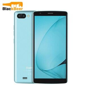 Image 2 - Blackview A20 смартфон с 5,5 дюймовым дисплеем, процессором MT6580M, ОЗУ 1 ГБ, ПЗУ 8 ГБ, 5 МП, 3G, Android Go 18:9