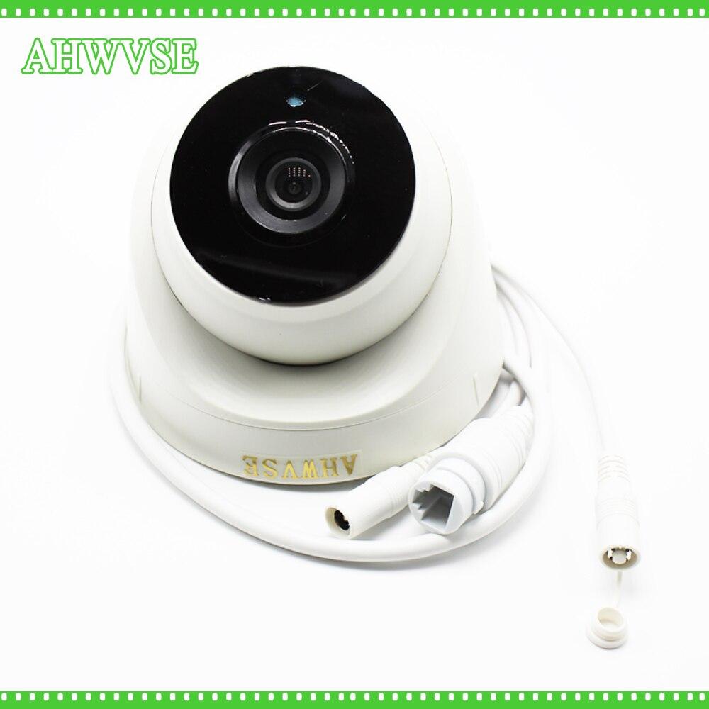 AHWVSE 1080P 2.0MP 960P IR Dome Camera Indoor CCTV IP Camera ONVIF Night Vision P2P Security WiFi Cam 1080p 2 0mp 960p 1 3mp 720p 1 0mp 4led ir dome ip camera indoor cctv camera onvif night vision p2p ip security cam ir cut 2 8mm