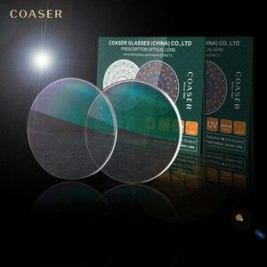 Тонкие асферические линзы 1,74, очки линза для близорукости, линзы для зрения, прозрачные линзы CR39, оптические очки