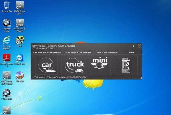 Xplore ix104 планшет с для BMW ICOM следующий SSD супер экспертный режим программное обеспечение v2017-09 3 в 1 диагностический сканер готов к использовани...