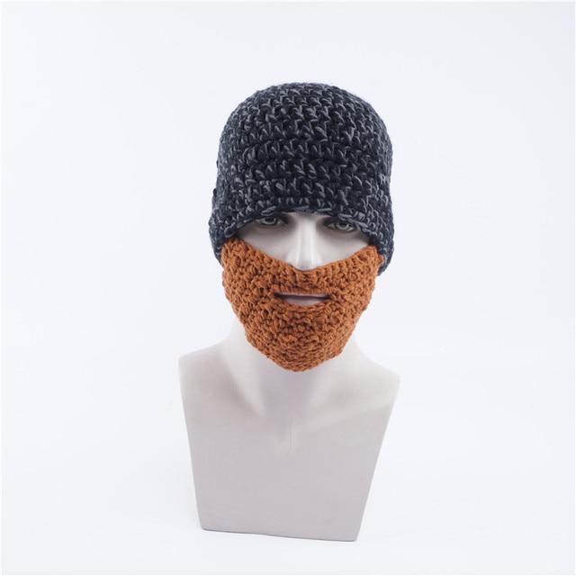 Tienda Online Maxmessy divertido punto peluca barba máscara ...