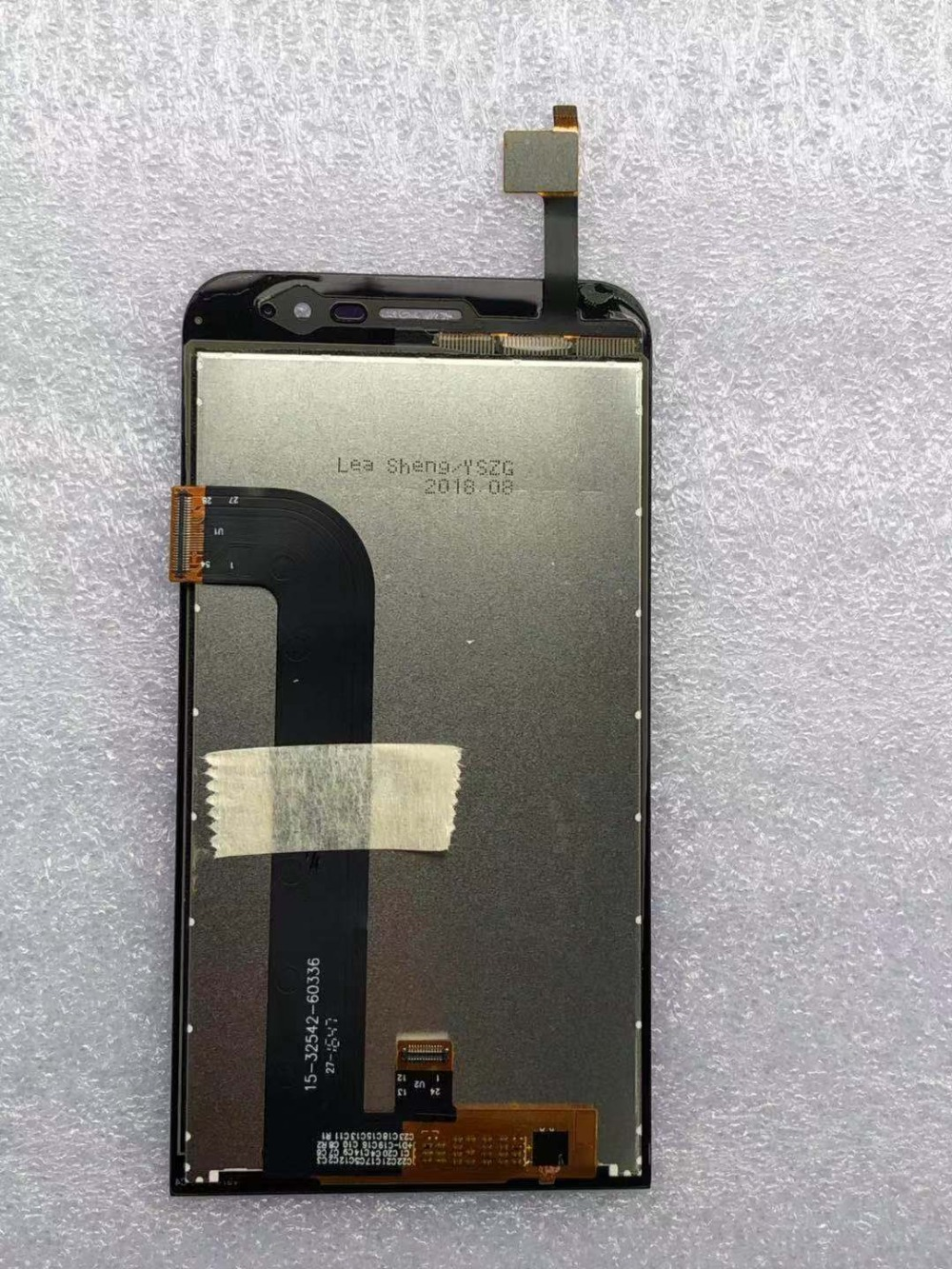 M For Asus Zenfone Go ZB500KG ZB500KL ZB501KL <font><b>ZB551KL</b></font> ZB553KL ZB555KL LCD Screen <font><b>Display</b></font> with Touch digitizer assembly image