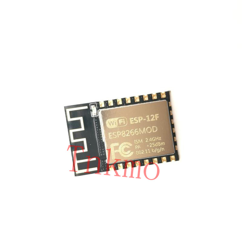 1PCS Esp8266 WiFi series of model ESP-12 ESP 12F esp12F esp12 authenticity guaranteed esp-12f doit v3 new nodemcu based on esp 12f esp 12f from esp8266 serial wifi wireless module development board diy rc toy lua rc toy