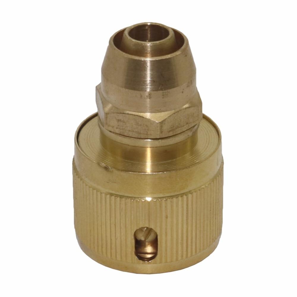 Garden hose 3/8\' hose connector Water copper quick connector Car ...