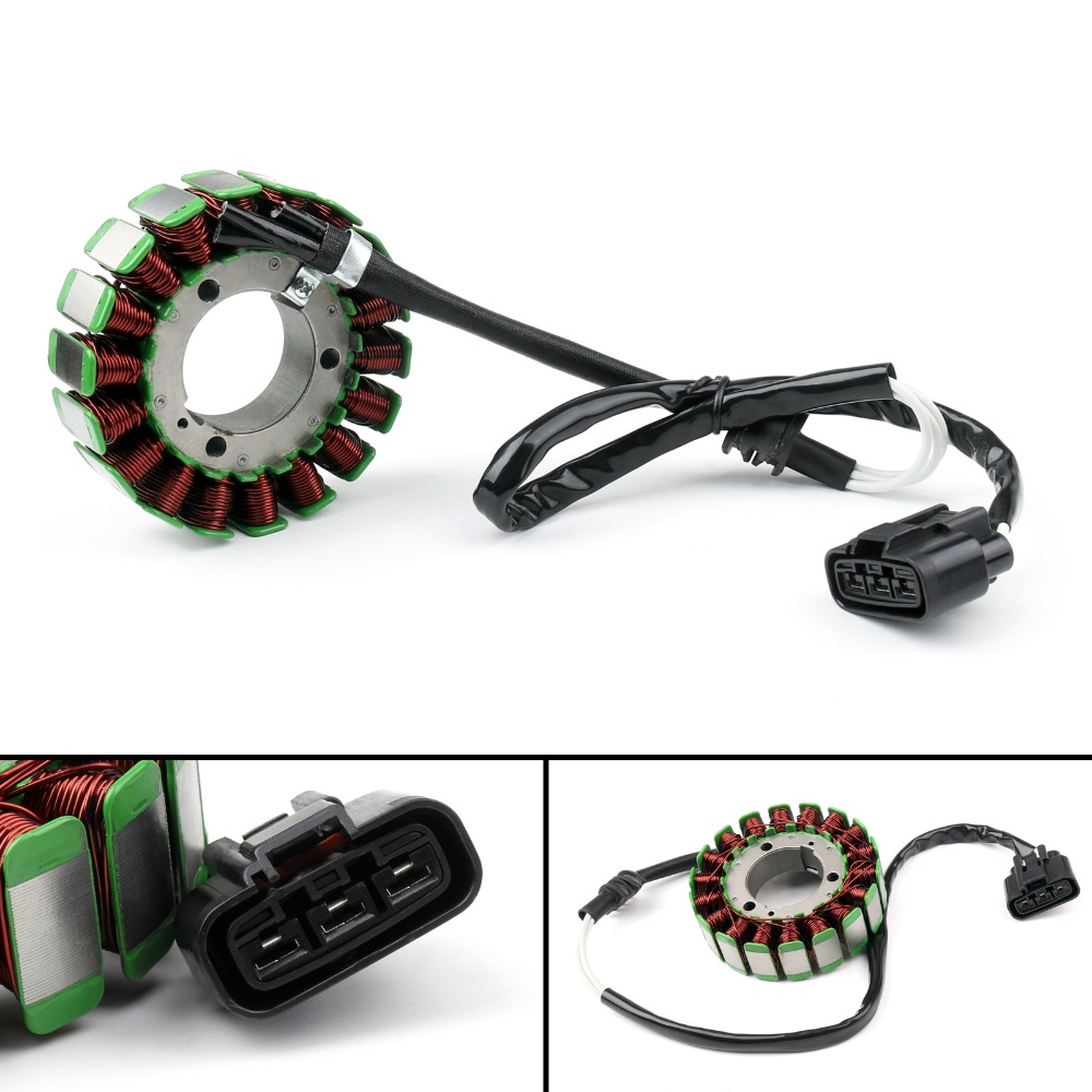 Areyourshop Motorcycle Magneto Generator Engine Stator Coil For Benelli BJ600GS-A BN 600 TNT 600 BJ 600 Motorbike Cover Part brand new motorbike accessories engine stator cover black motorbike engine stator cover for honda cbr600 f4 f4i for all year
