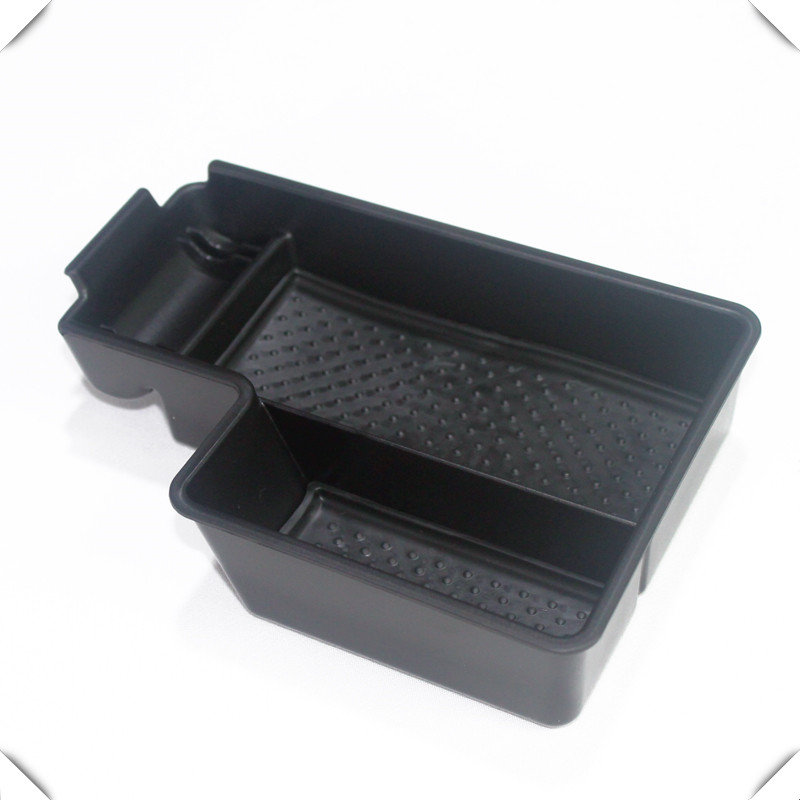 2009-2012 For Volkswagen Golf 6 MK6 Left hand drive Car organizer central armrest box suitcase storage box glove box