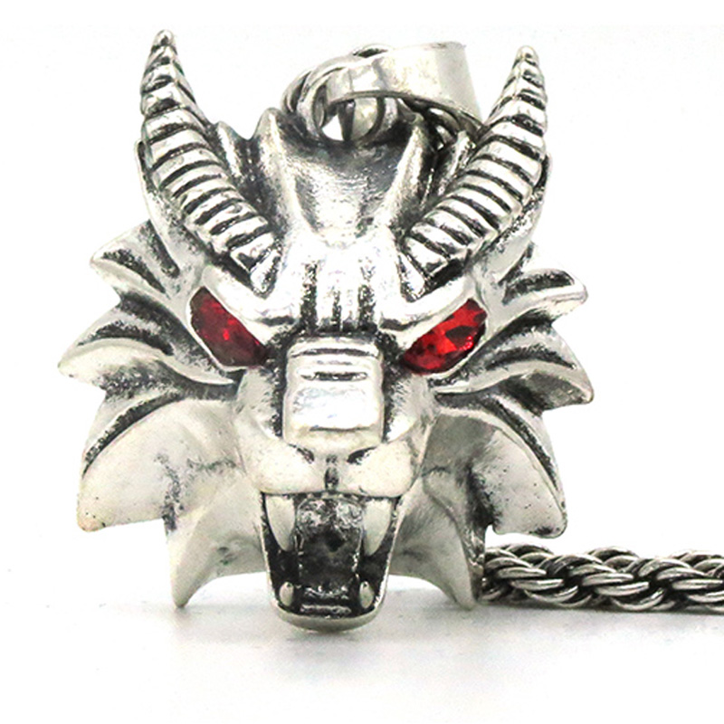79a03fabe23b Witcher books series manticore pendant necklace witcher school monster  hunter cosplay medallion Mantickor necklace NK0250