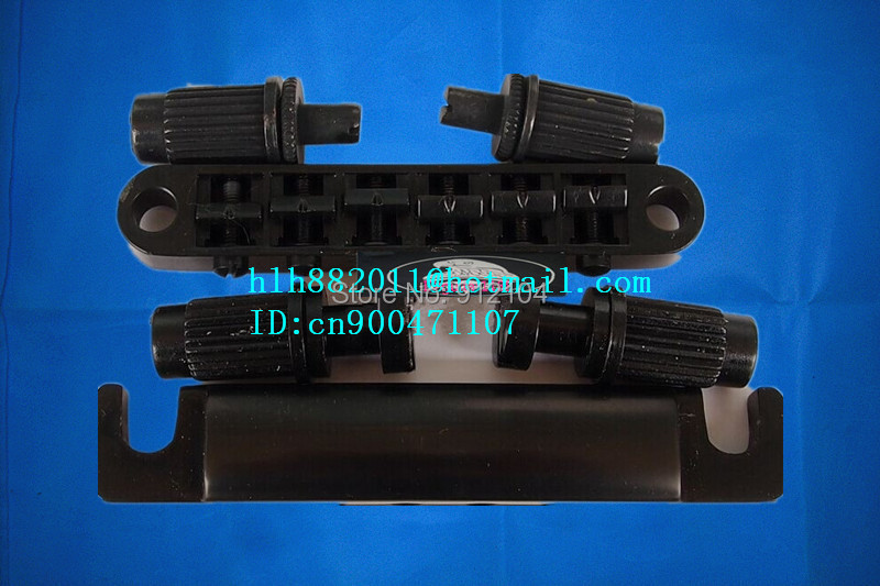 free shipping new  electric guitar bridge in black made in Korea  8197 free shipping new lp strings electric guitar bridge in black made in china 8205 1