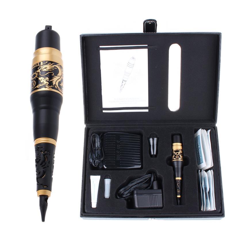 Golden dragon machine kit for tattoo makeup Professiona Permanent Makeup Machine Electric Tattoo eyebrow