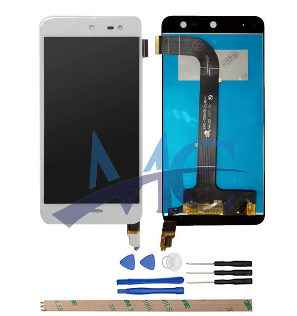 For Wileyfox Swift LCD Display and Touch Screen For Wileyfox Swift Smartphone Screen Digitizer Assembly Repair Parts+Tools