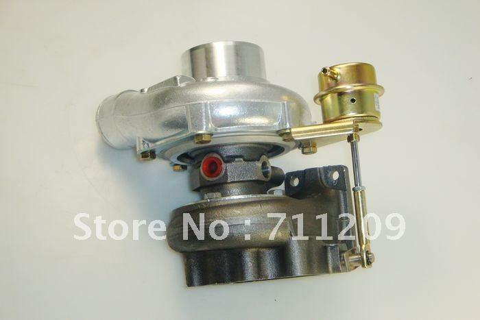 Турбокомпрессор GT2860 gt28 Турбокомпрессор турбина A/R. 64 comp A/R. 42 T25 warter oil