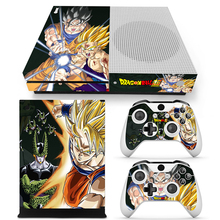 Dragon Ball Z Goku Vinyl Decal Skin Sticker For Xbox One Slim
