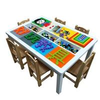 Игра Головоломка Детские блочные игры