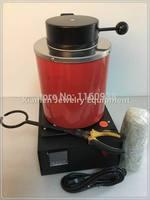 Goldsmith Hot Mini melting furnace electric furnace jewelry casting machine silver copper aluminum melting furnace