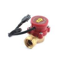 1 2 Male Female Thread Water Pump Flow Control Switch 5L Min 90W